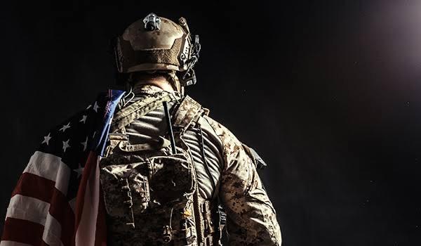ทหารอเมริกัน