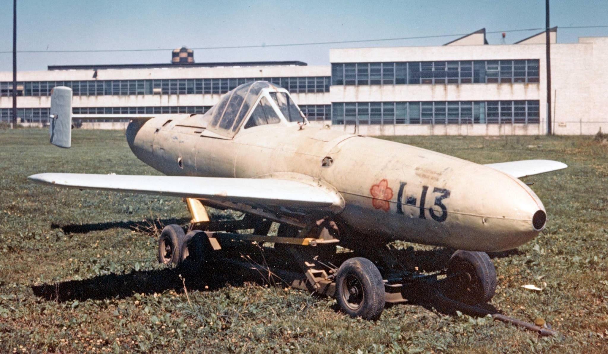 เครื่องบินสมัยสงครามโลกที่2