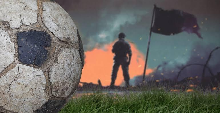 สงครามชนวนฟุตบอล